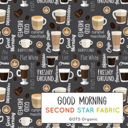 coffee jersey fabric