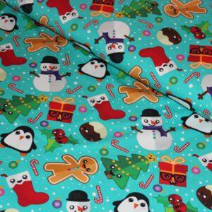 kawaii jersey fabric