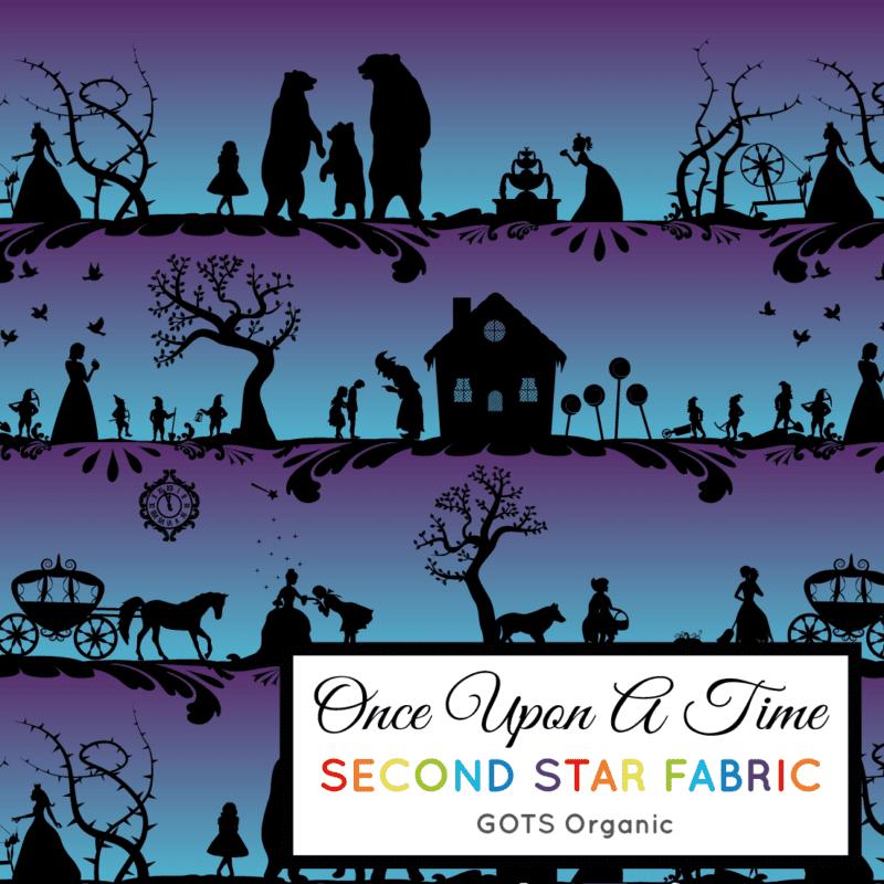 fairy tale jersey fabric