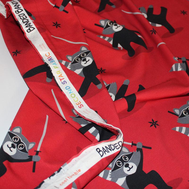 ninja jersey fabric