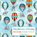 air balloon jersey fabric