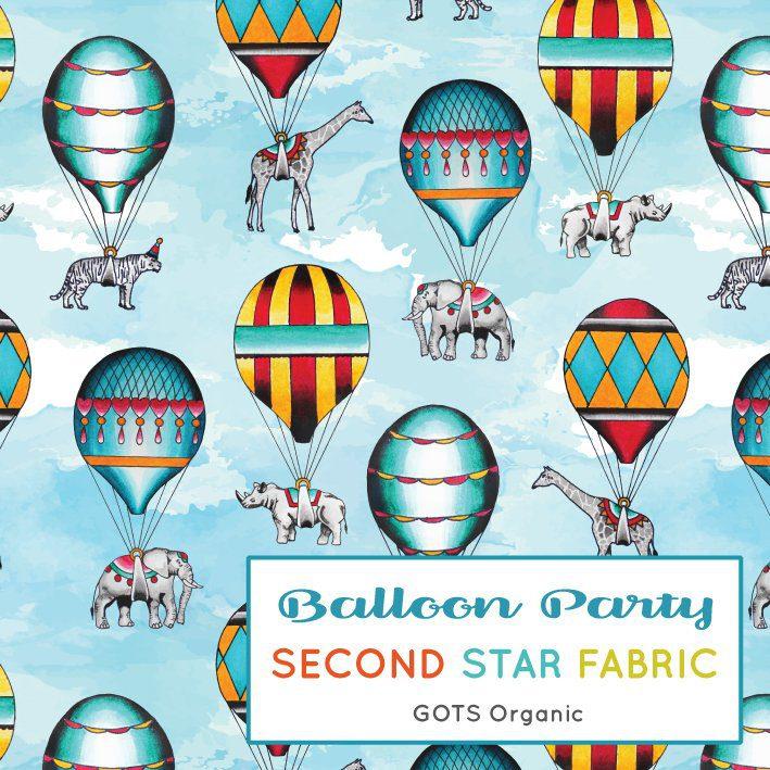 air balloon jersey fabric