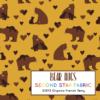 bear fabric