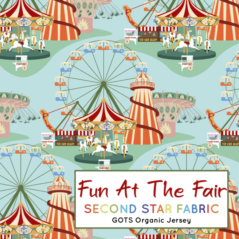funfair jersey fabric